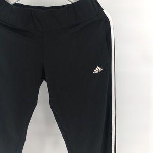 Sale Adidas Cropped Sweatpants Women's Medium